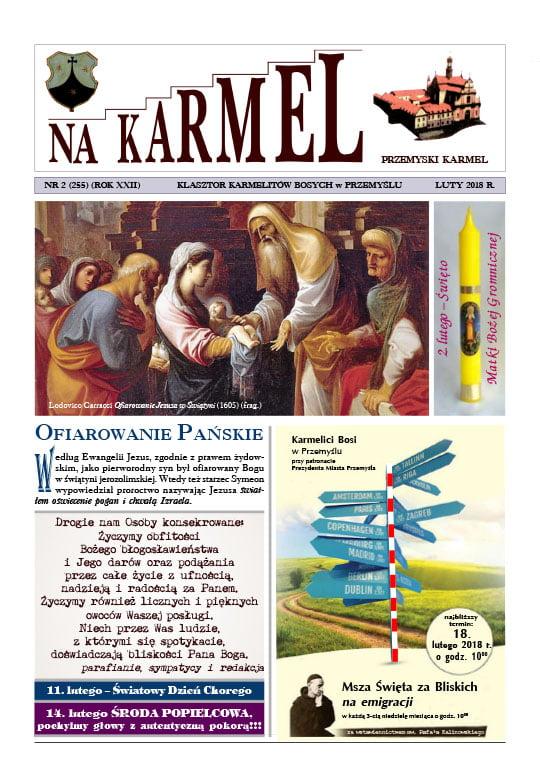 01. Na Karmel luty 2018